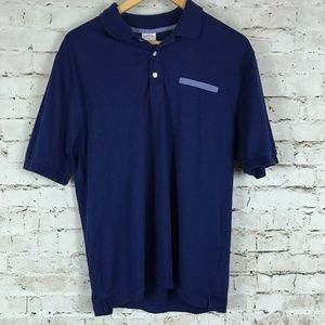 Brooks Brothers 346 Short Sleeve Polo Shirt With